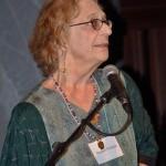Rachel Pollack, Keynote, May 22, 2014 (Photo by Iris Allen)