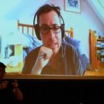 Jay Prosser, Keynote, May 24, 2014 (Photo by Iris Allen)