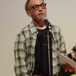 "Samuel Ace, Plenary panel, ""Identity and Poetics Across Genres,"" May 24, 2014 (Photo by Iris Allen)"