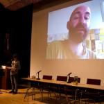 Nathanaël, Keynote, May 24, 2014 (Photo by Samuel Ace)