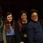 Decolonizing and Decriminalizing Trans Genres, Feburary 28, 2015 (Photo by Helina Zegeye)